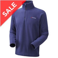 Men's Moorland Half Zip Microfleece