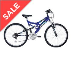 "Dakota 24"" Kids' Mountain Bike (2012)"