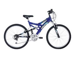 "Dakota 24"" Boy's Mountain Bike (2012)"