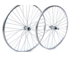 "Tru-Build 26 x 1.75"" Rear Wheel, Silver"