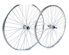 "Tru-Build 26 x 1.75"" Front Wheel, Silver"