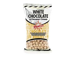 White Chocolate Boilies 15mm