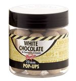 White Chocolate Popups 15mm