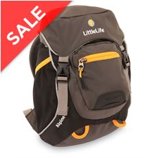 Alpine 4 Daysack - Black
