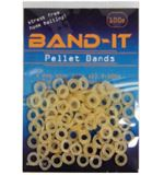 Standard Pellet Bands, pack of 100