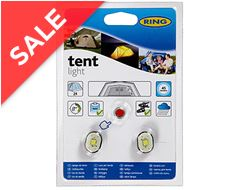 2 LED Tent Light
