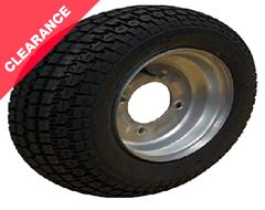 Spare Wheel for Camel Trailer (for SWTT71)