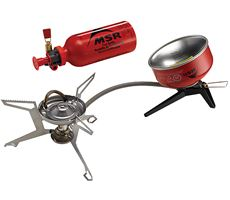 WhisperLite Universal Backpacking Stove