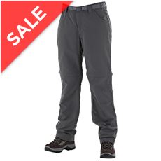 Lonscale Women's Zip-Off Convertible Trousers