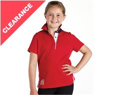 Millom Junior Polo Top