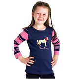 Caldbeck Junior Long Sleeve Top