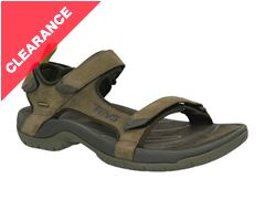 Tanza Leather Men's Sandal