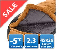 Pinnacle 4 Sleeping Bag