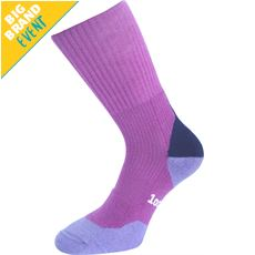Wool Fusion Women's Walking Sock