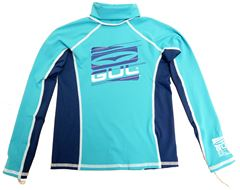Junior FL Long Sleeve Rashguard