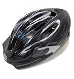 Infusion Cycling Helmet (Black/Silver)