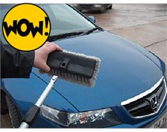 Extending Car Wash Brush