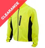 Boa Waterproof Hi-Vis Cycling Jacket