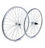 Front Wheel 700C Alloy Quick Release 240 Silver