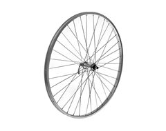 Front Wheel 700C Alloy Rim Silver Quick Release
