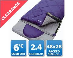 Contour XL Sleeping Bag