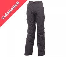 Warlock Kids' Zip Off Trousers