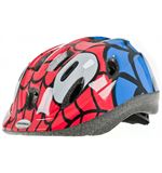 Mystery Junior Cycling Helmet (Red/Blue)
