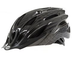Mission Cycling Helmet (Black Shadow)