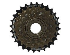 Freewheel TZ20 6SPD 14-28T