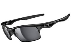 Polarised Bottle Rocket Sunglasses (Polished Black/Black Iridium)]