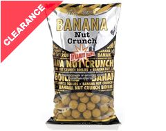 Banana Nut Crunch Boilies (15mm)