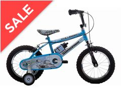 "Challenger II 14"" Kids' Bike"