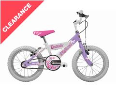 "Flutter 16"" Girl's Bike"
