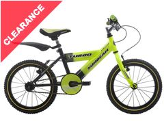 "Turbo 16"" Kids' Bike"