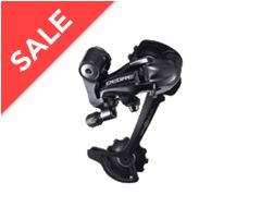 Rear Derailleur Deore RD-M591 8/9 Speed Black