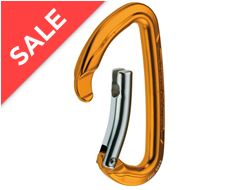 Orbit Bent Gate Carabiner