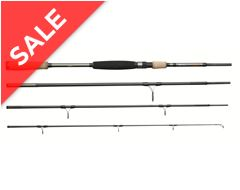SG Roadrunner XLNT Travel Rod, 8ft, 20-80g
