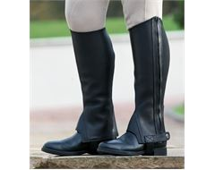 Performance Cantley Leather Half Chaps