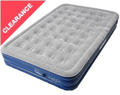 'Vacanza' Excellent Double Flock Airbed