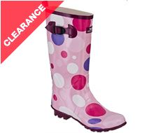Polka Wellies