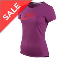 Cruiser Swoosh Flag Women's Running T-Shirt