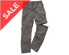 Men's Basecamp Convertible Zip Off Trousers (Short)