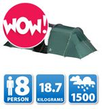 Eskdale 8 - 8 Person Tent