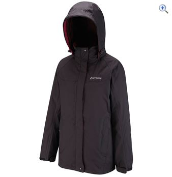 Sprayway Tria Womens 3in1 Jacket  Size 16  Colour Black