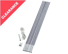Durawrap Tent Pole 'Do It Yourself Kit' 12.7mm