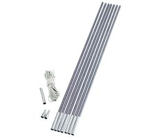 Durawrap Tent Pole 'Do It Yourself Kit' 11mm