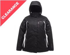 Tessa 3-in-1 Women's Waterproof Jacket