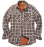 Tomo Insulated Check LS Shirt