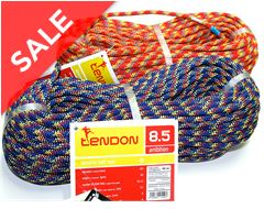 Ambition Rope 8.5mm x 60m (Twin Pack)