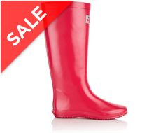 'Walk In The Park' Folding Rainboot